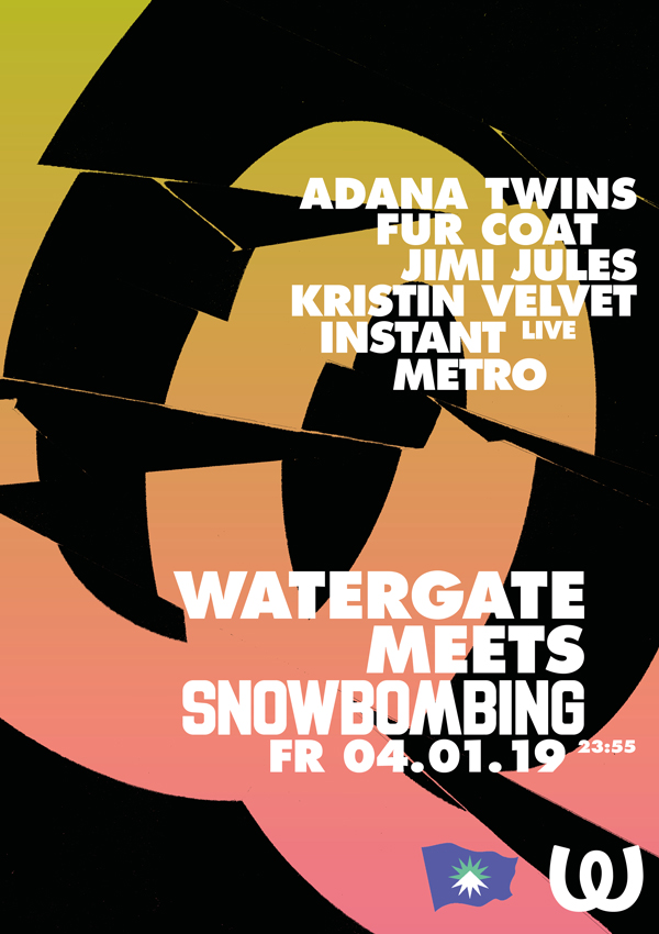 Watergate meets Snowbombing