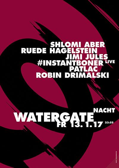 Watergate Nacht