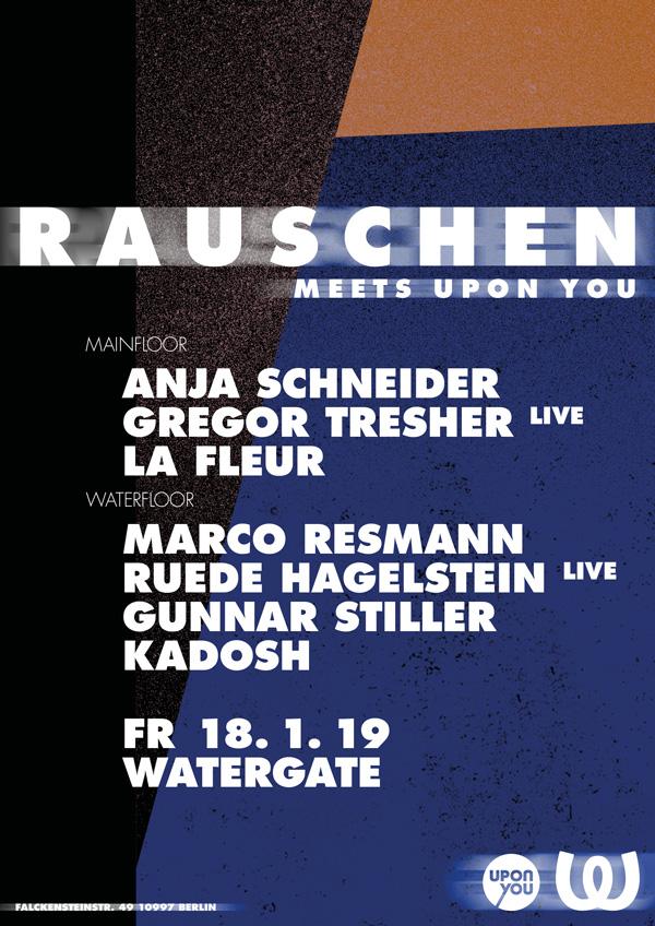 Rauschen X Upon You