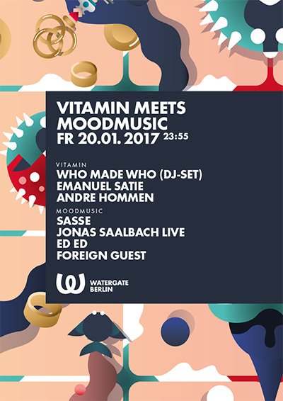 Vitamin meets Moodmusic