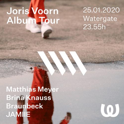 Joris Voorn Album Tour