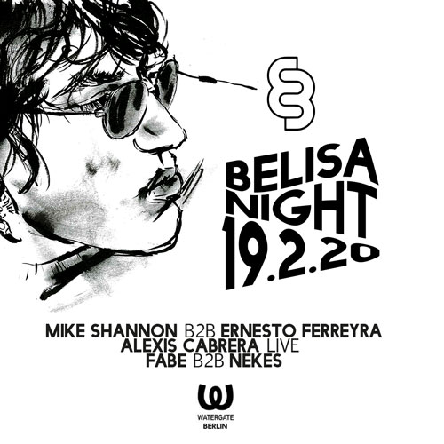 Mittwoch: Belisa Night