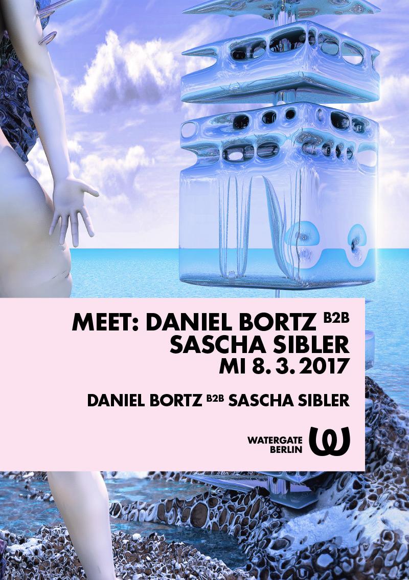 Meet: Daniel Bortz & Sascha Sibler