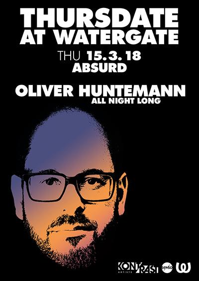 Thursdate: Absurd pres. Huntemann all night