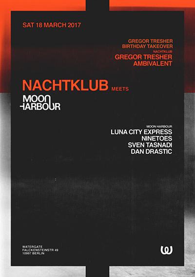 Nachtklub meets Moon Harbour