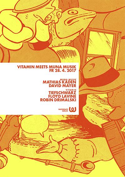 Vitamin meets Muna Musik