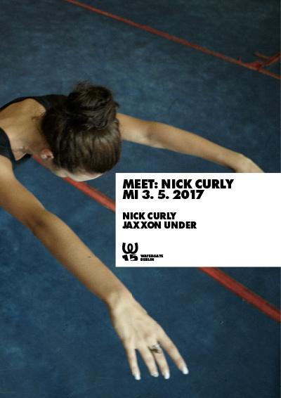 Meet: Nick Curly