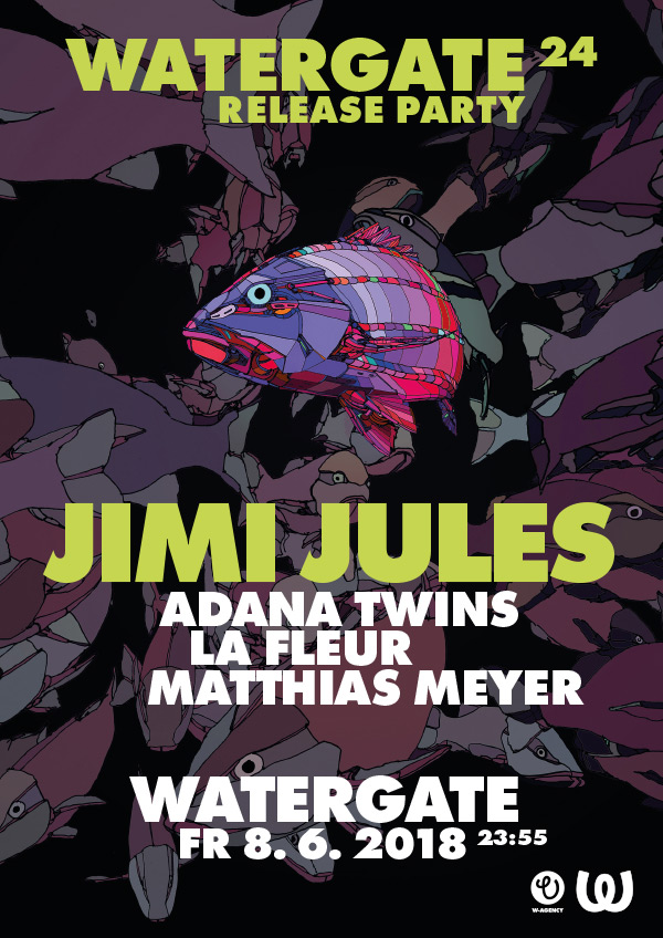 Watergate 24 Release Party