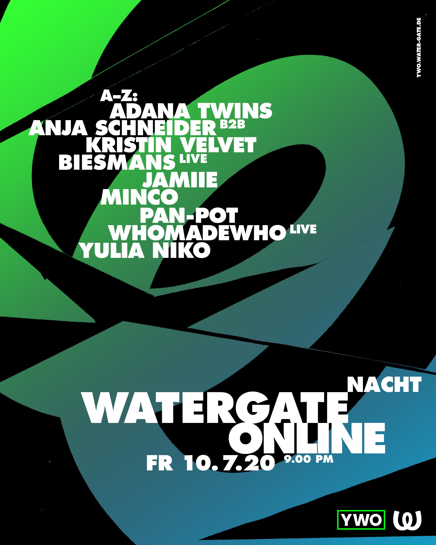 Watergate Nacht Online