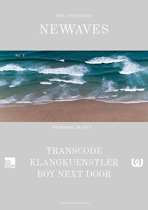 Thursdate: New Waves