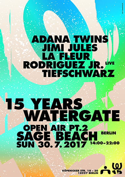 15 Years Watergate Open Air pt. 2