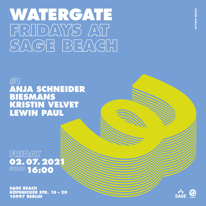 Fridays at Sage Beach #1