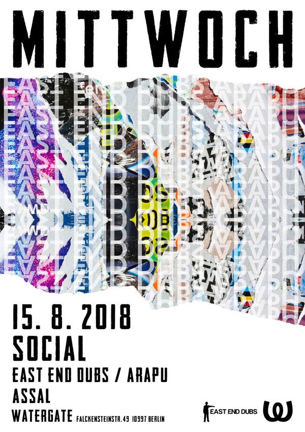 Mittwoch: Social