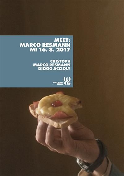 Meet: Marco Resmann