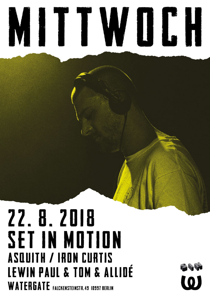 Mittwoch: Set in Motion