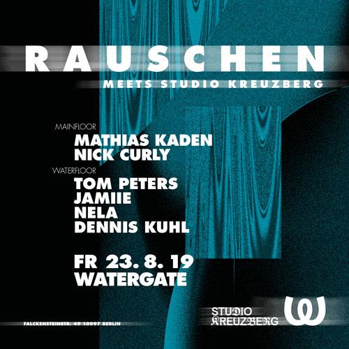 Rauschen x Studio Kreuzberg