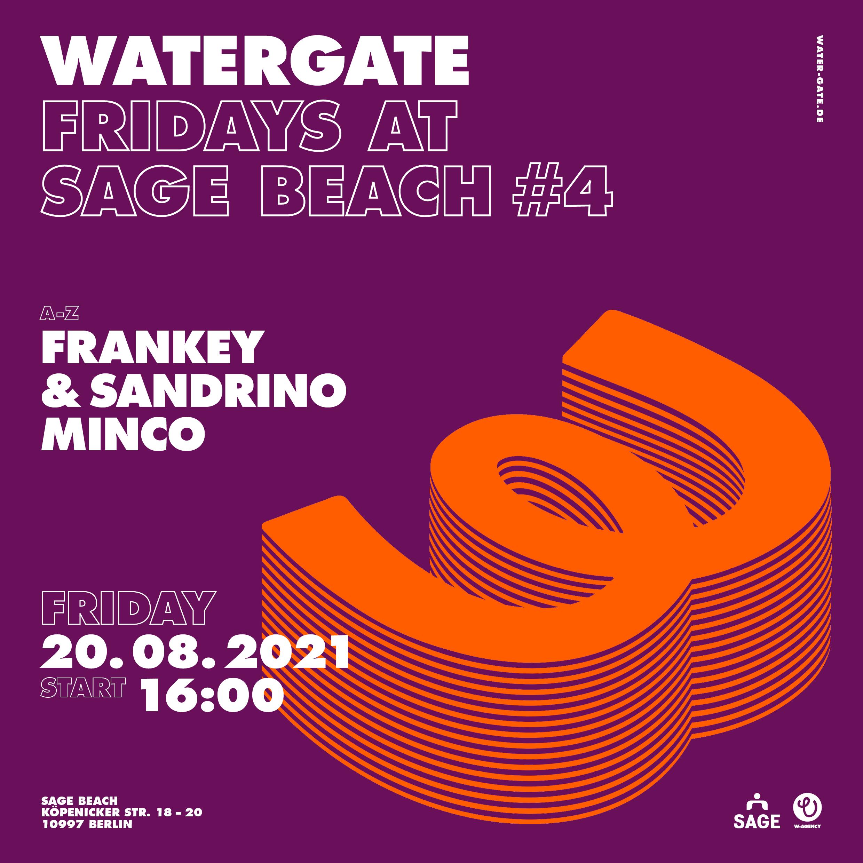 Watergate Fridays at Sage Beach #4