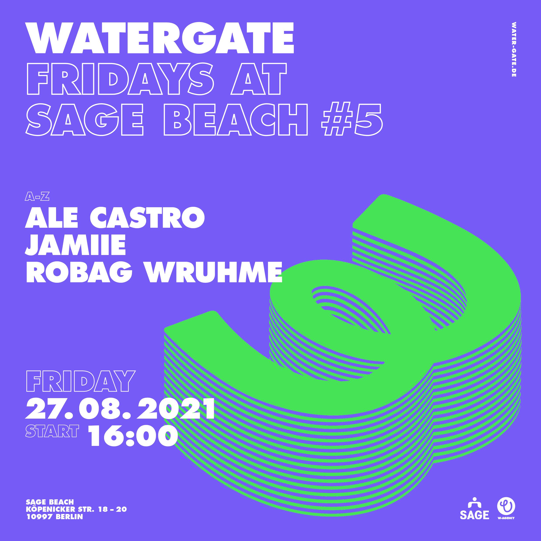 Watergate Fridays at Sage Beach #5
