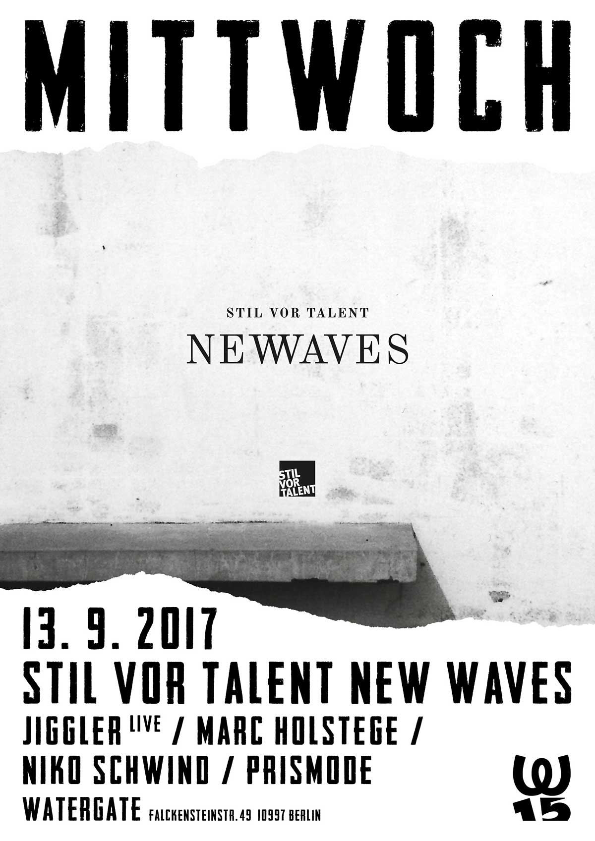 Stil vor Talent NEW WAVES