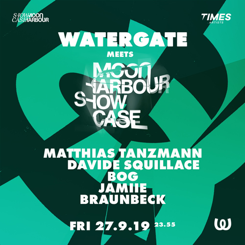 Watergate X Moon Harbour