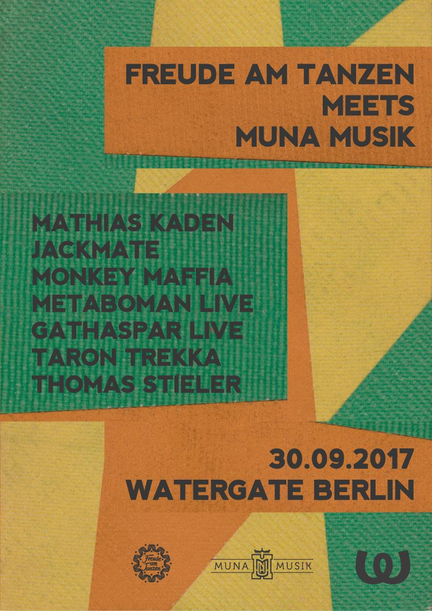 Freude am Tanzen meets Muna Musik