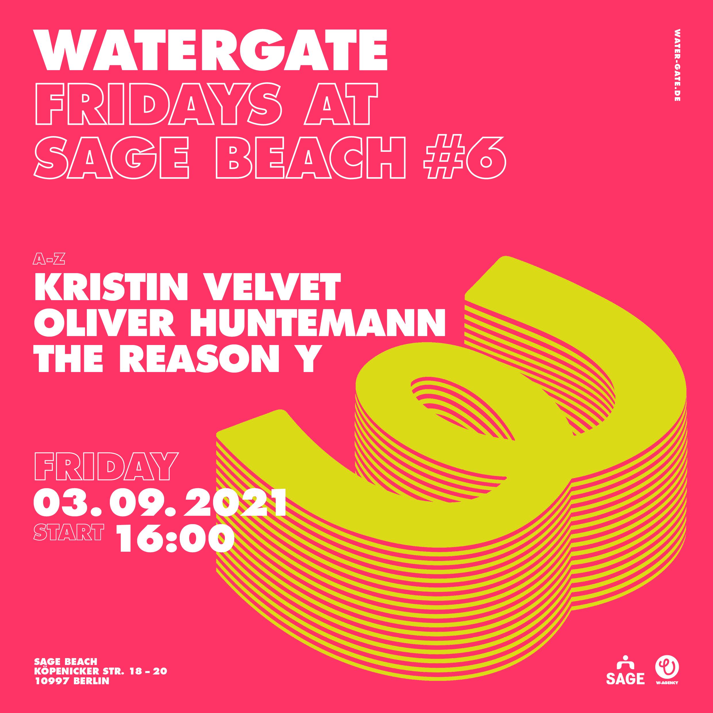 Watergate Fridays at Sage Beach #6