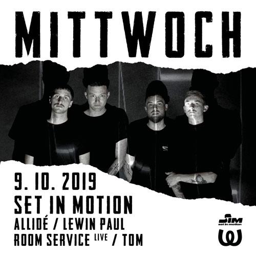 Mittwoch: Set in Motion