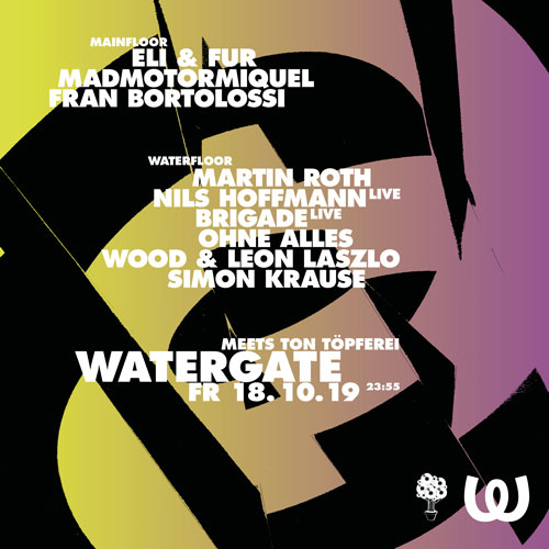 Watergate x Tontöpferei