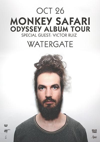 MONKEY SAFARI - ODYSSEY ALBUM TOUR