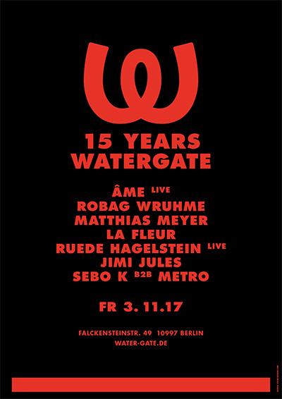 15 Years Watergate