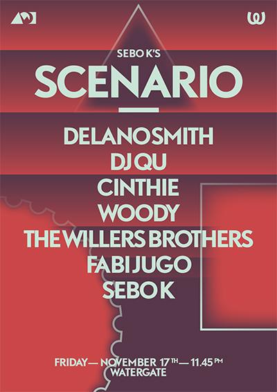 Sebo K's Scenario