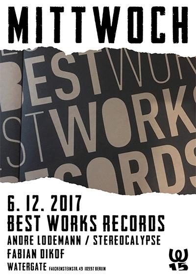 Mittwoch: Best Works