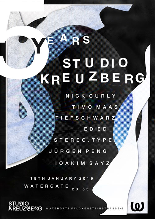 5 years Studio Kreuzberg