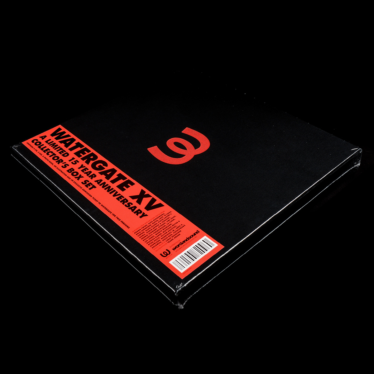 Watergate XV limited edition box set