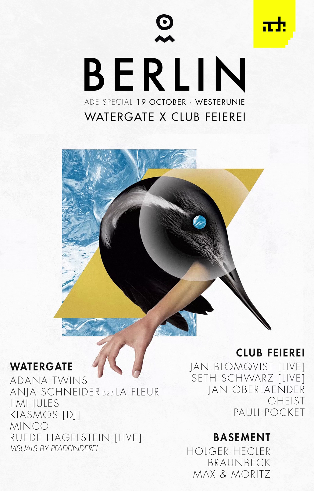 Watergate at ADE 2018