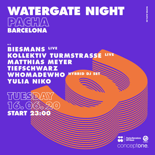 Watergate Night 2020