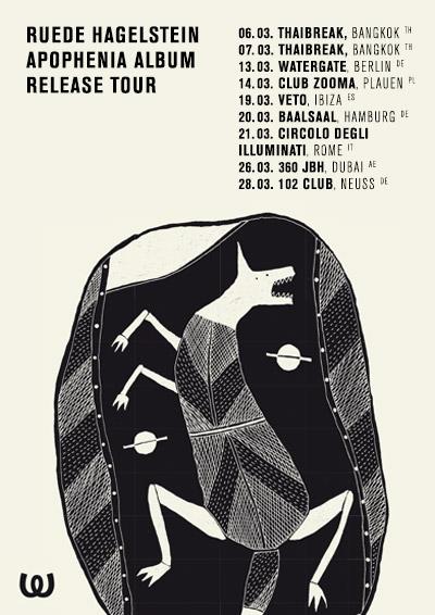 Apophenia Release Tour