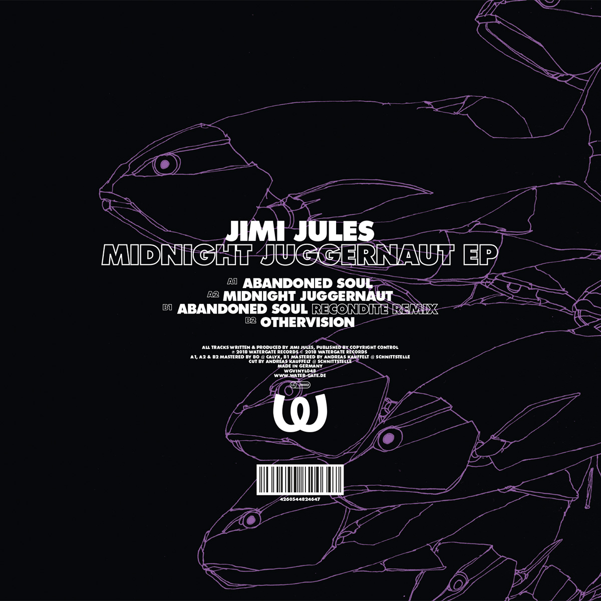 Jimi Jules Midnight Juggernaut EP