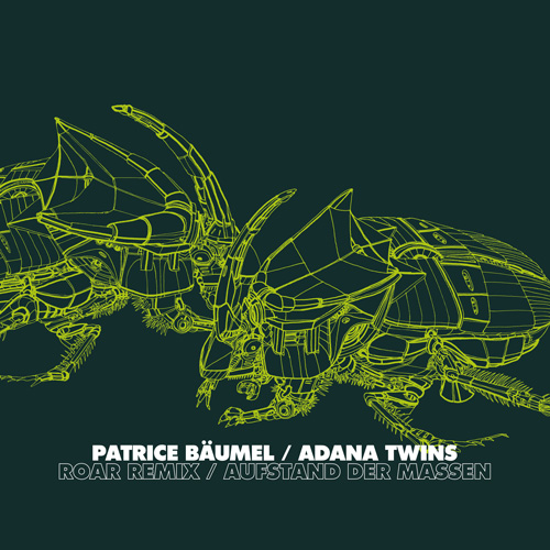 Patrice Bäumel / Adana Twins  Roar Remix / Aufstand der Massen