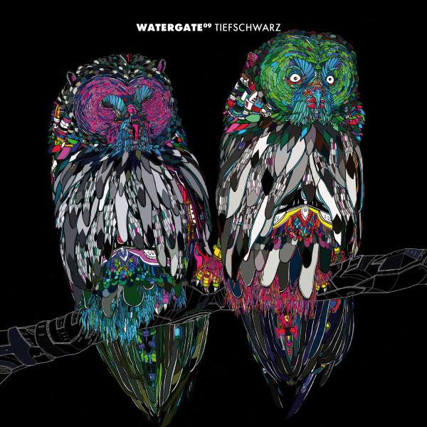 Watergate 09 Tiefschwarz