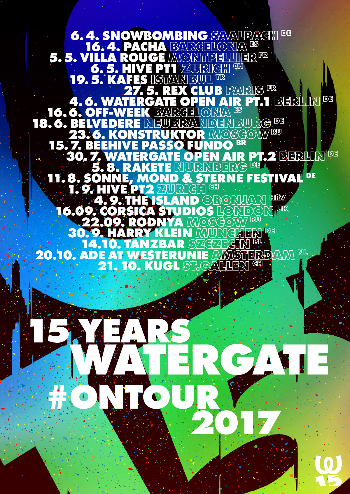 15 Years on Tour