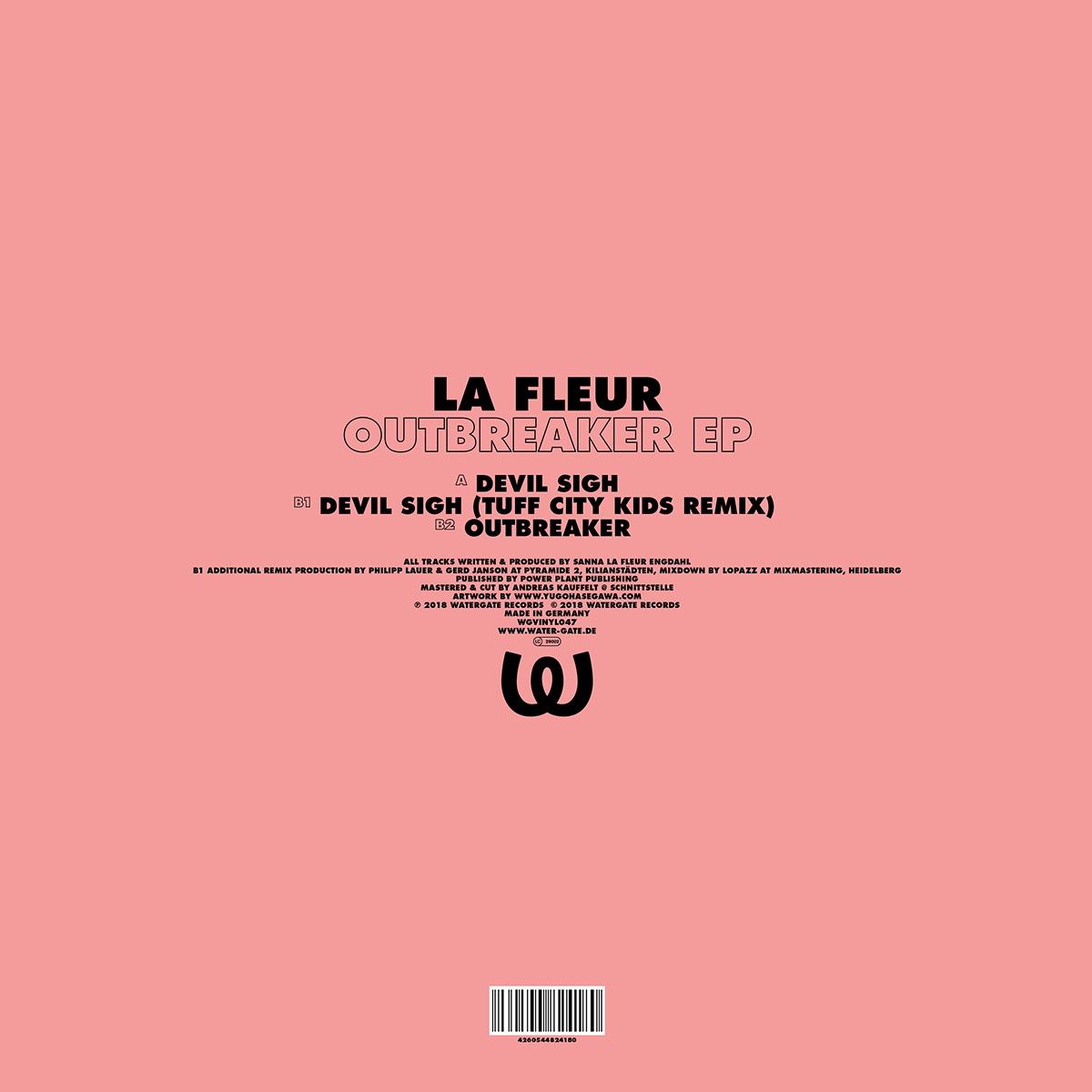 La Fleur Outbreaker EP