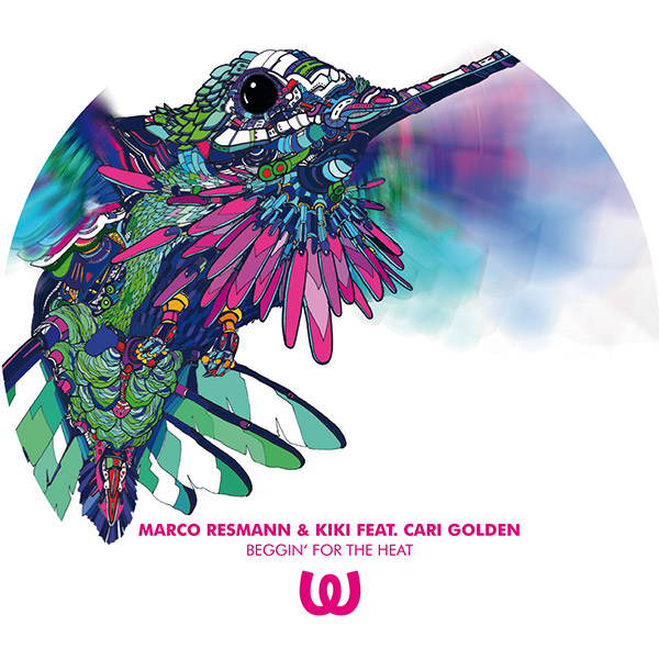 Marco Resmann & Kiki Feat. Cari Golden Beggin' For The Heat