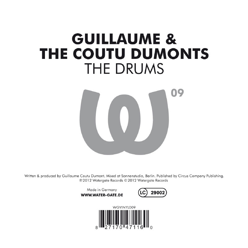 Guillaume & The Coutu Dumonts The Drum