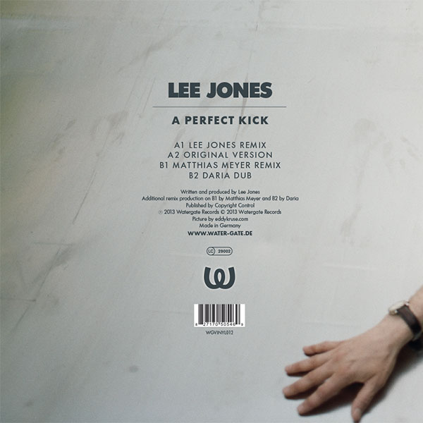 Lee Jones A Perfect Kick EP