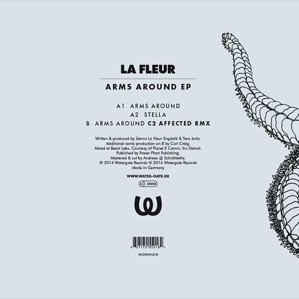 La Fleur Arms Around EP