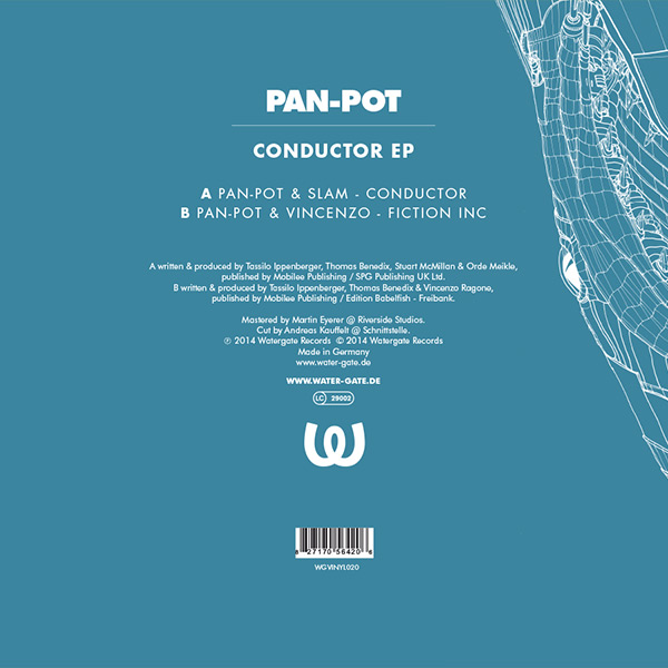 Pan-Pot Conductor EP