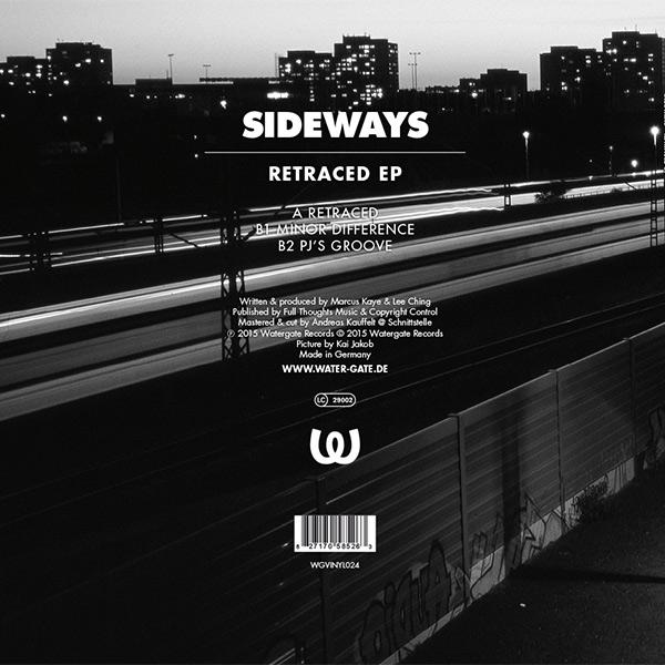 Sideways Retraced EP