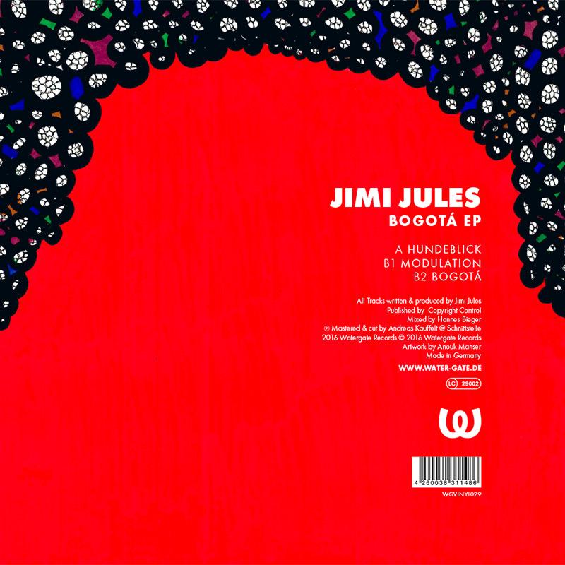 Jimi Jules Bogotá EP