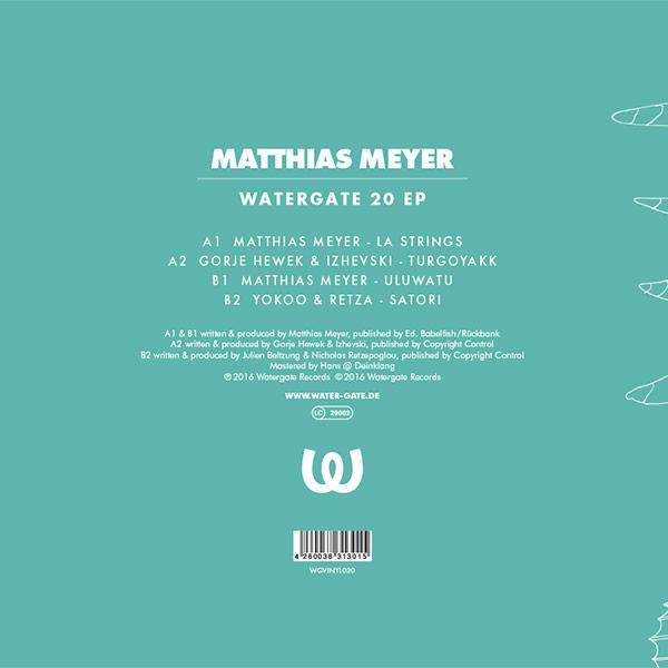 Matthias Meyer Watergate 20 EP